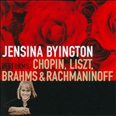 Jensina Byington performs Chopin, Liszt, Brahms & Rachmaninoff