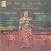 Guillaume de Machaut: Motets and Music from the Ivrea Codex