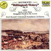 Beethoven: Wellington's Victory / Kunzel, Cincinnati SO