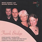 Music by Frank Bridge