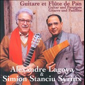 Guitare et Flute de Pan