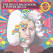 The Biggs Bach Book / E. Power Biggs