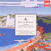 British Composers: Best of British / 5 CDs of Light Music, Miniatures, Anthems & String Music