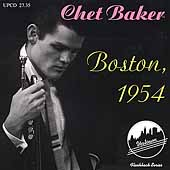 Chet Baker (Trumpet/Vocals/Composer): Boston