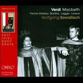 Verdi: Macbeth / Fischer-Dieskau, Lagger, Lorenzi, Bumbry / Sawallisch (1964)