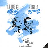 Jazz Arts Group: Rodgers Roars, Porter Soars