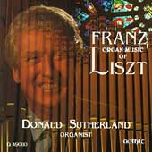 Organ Music of Franz Liszt / Donald Sutherland