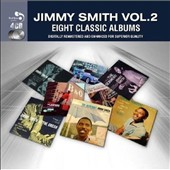 Jimmy Smith (Organ): Eight Classic Albums, Vol. 2