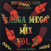 Various Artists: Ragga Mega Mix, Vol. 2