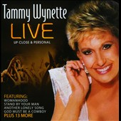 Tammy Wynette: Live: Up Close & Personal