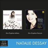 Italian and French Opera Arias by Bellini, Verdi, Donizetti, Thomas, Massenet, Offenbach et al. / Natalie Dessay, soprano