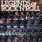Various Artists: Legends of Rock N Roll [CD/DVD]