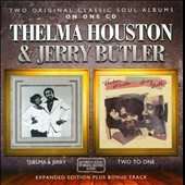 Thelma Houston/Jerry Butler: Thelma & Jerry/Two to One [Expanded Edition]