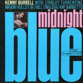 Kenny Burrell: Midnight Blue [Bonus Track] [Remastered]