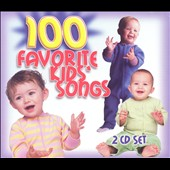 Various Artists: 100 Favorite Kids Songs