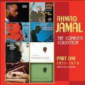 Ahmad Jamal: Complete Collection Part One: 1951-1959 [Box]