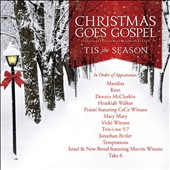 Various Artists: Christmas Goes Gospel: 'Tis the Season