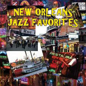 Various Artists: New Orleans Jazz Favorites