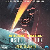 Jerry Goldsmith: Star Trek: Insurrection [Music from the Original Motion Picture Soundtrack]
