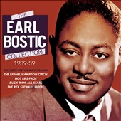 Earl Bostic: The Earl Bostic Collection: 1939-1959