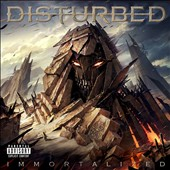 Disturbed (Nu-Metal): Immortalized [Deluxe Edition] [PA] [Digipak]