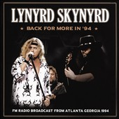 Lynyrd Skynyrd: Back for More in '94 [5/13] *