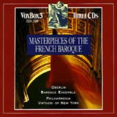Masterpieces of the French Baroque
