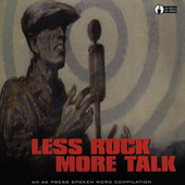 Various Artists: Less Rock More Talk: Spoken Word Compilation