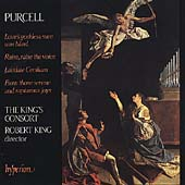 Purcell: Complete Odes and Welcome Songs Vol 6 / King, et al
