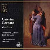 Donizetti: Caterina Cornaro / Cillario, Caball&eacute;, et al