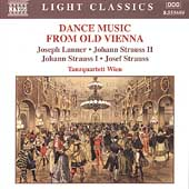 Dance Music from Old Vienna / Vienna Dance Quartet