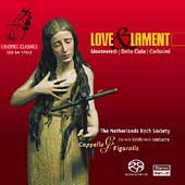 Love & Lament - Carissimi, Monteverdi / Cappella Figuralis