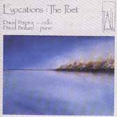 Evocations - The Poet / David Pereira, David Bollard