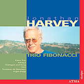 Harvey: Piano Trio, Flight-Elegy, Vers, Advaya / Fibonacci
