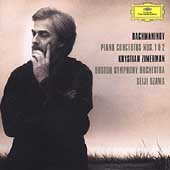 Rachmaninov: Piano Concertos no 1 & 2/Zimerman, Ozawa, et al