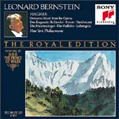 The Royal Edition - Wagner: Orchestral Excerpts / Bernstein