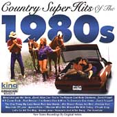 Various Artists: Country Super Hits of the 1980s