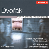 Dvor&aacute;k: Concertos / Hayroudinoff, Ehnes, et al
