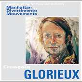Glorieux: Complete Works for Piano & Orchestra / Eichhorn