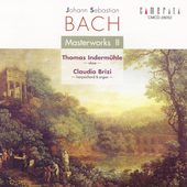 Bach: Works for Oboe, Harpsichord and Organ / Brizi, et al