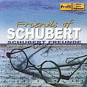 Friends of Schubert / Brunner, Salzburger Hofmusik