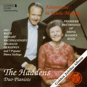 Adventures in Music-Making / The Haddens