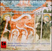 Puer Natus in Bethlehem - works for organ and organ & soprano by Bach, Carissimi and Dandrieu / Babette Mondry, organ; Eve Kopli Scheiber, soprano