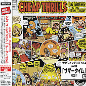 Janis Joplin/Big Brother & the Holding Company: Cheap Thrills [Japan CD] [Remaster]