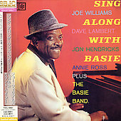 Hendricks/Dave Lambert/Ross/Count Basie/Lambert, Hendricks & Ross: Sing Along with Basie *