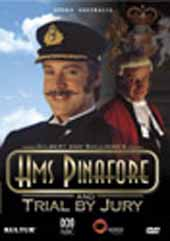 Gilbert & Sullivan / HMS PINAFORE / TRIAL BY JURY / Andrew Greene / Anthony Warlow, David Hobson [DVD]
