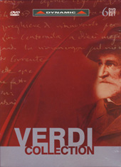 The Verdi Collection / Various artists & orchestras (6 DVDs for the price of 2) [6 DVD]