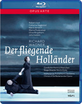 Wagner: The Flying Dutchman / Haenchen, Lloyd, Naglestad [Blu-Ray]