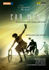 Elegance, The Art of Jirí Kylián: 3 ballets - Car Men; La Cathédrale Engloutie; Silent Cries / Netherland Dance Theater [DVD]