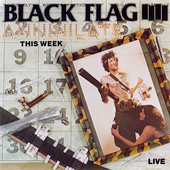 Black Flag (Punk): Annihilate This Week [EP]